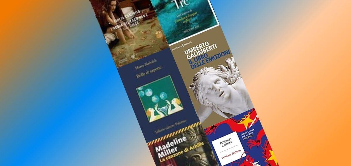 I 10 libri più venduti della settimana, Madeline Miller in testa