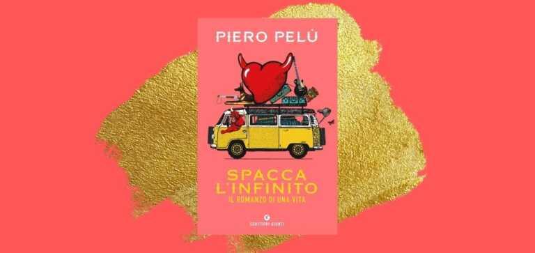 """Piero Pelù al Salone del libro, """"Ascoltiamo il bambino irriverente che c'è in noi"""""""