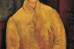 Ritratto di Chaim Soutine