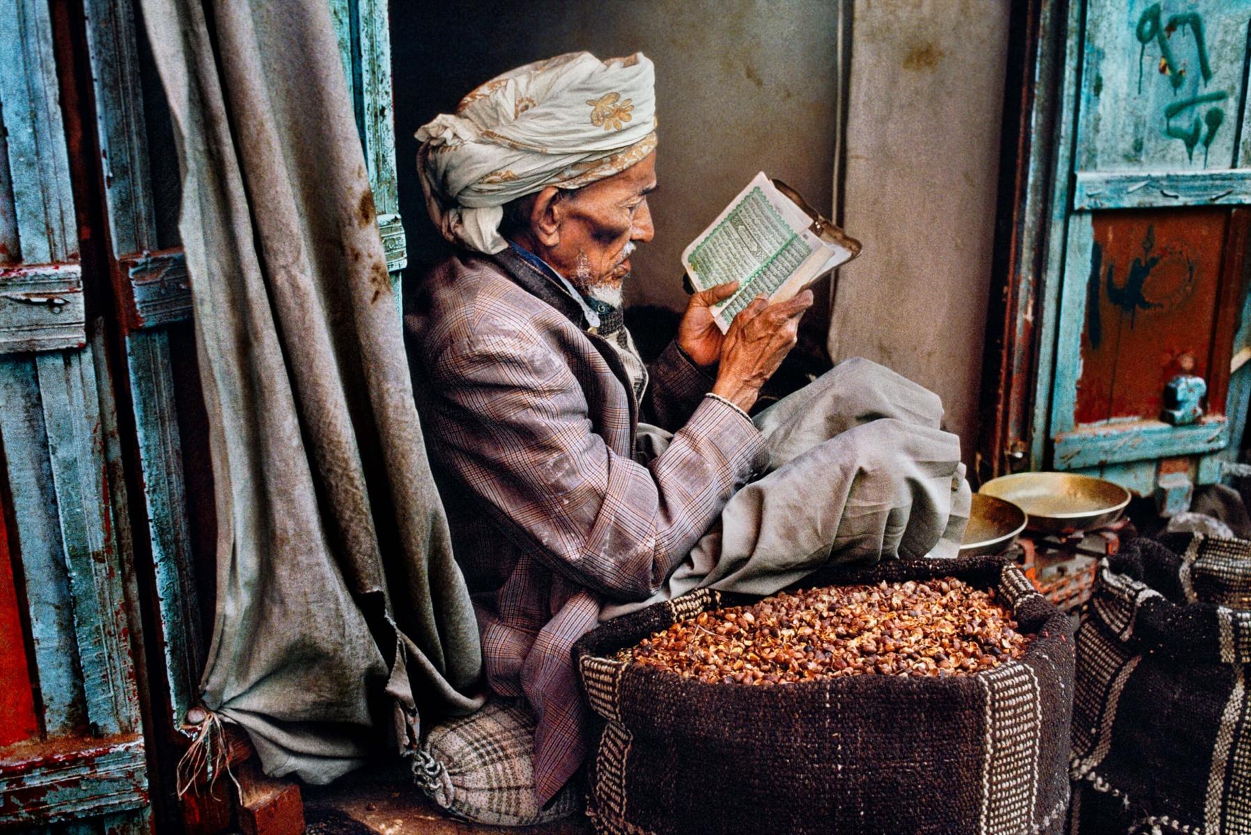 Sana'a, Yemen, 1997 © Steve McCurry